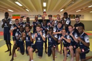 Training with FC Sochaux3